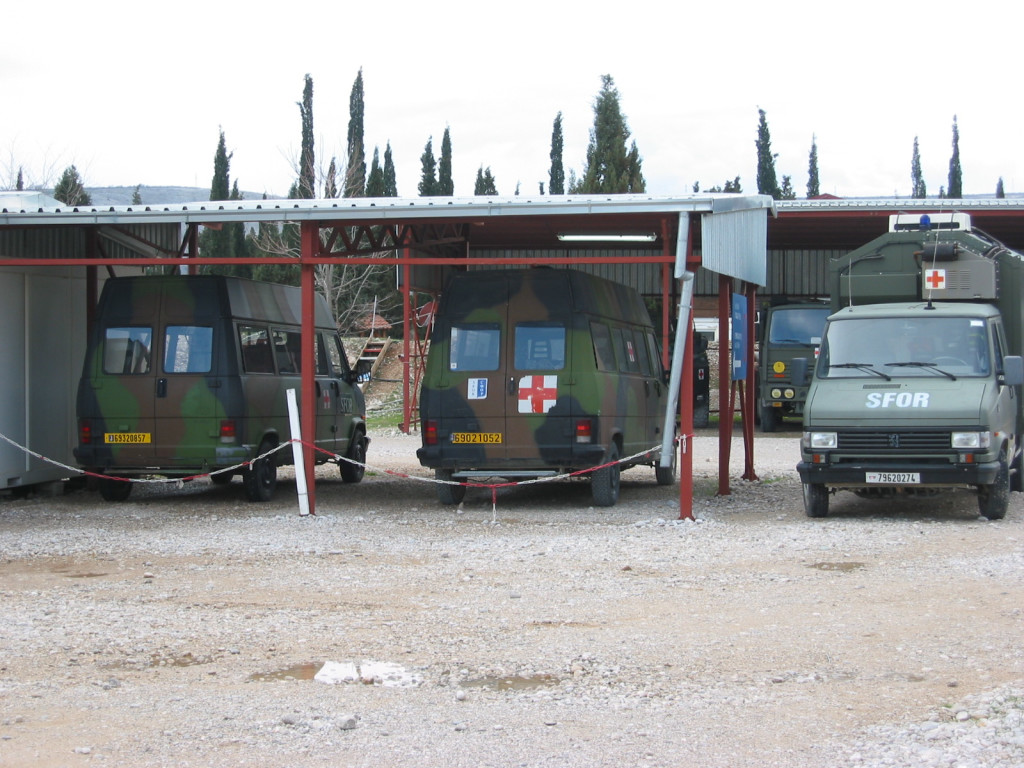 Ambulances (Mostar)