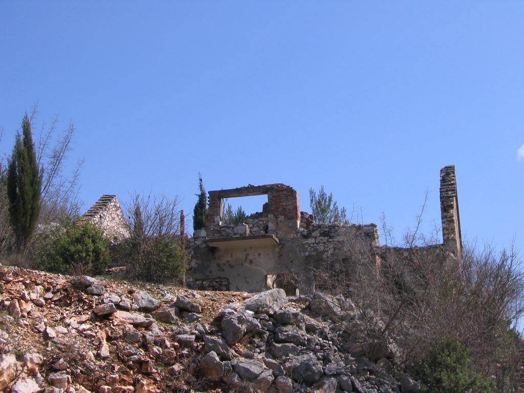 Ruines (lieu non identifié)