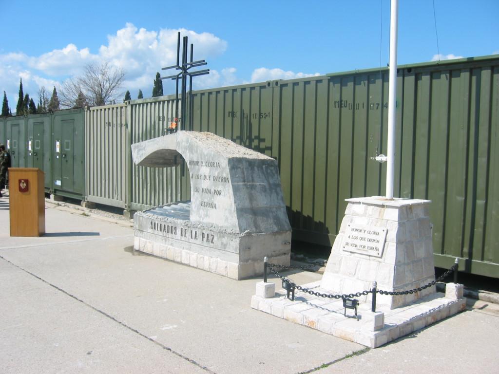 Monument à la mémoire des Espagnols (Mostar)