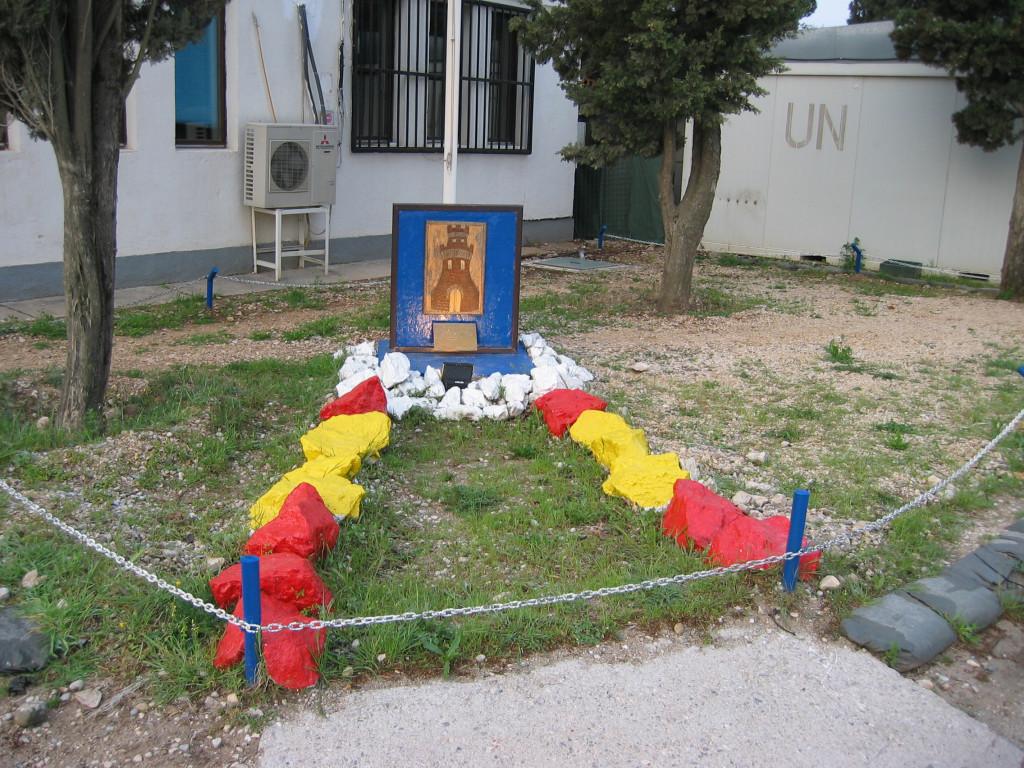 23 - Monument mémoire Espagne
