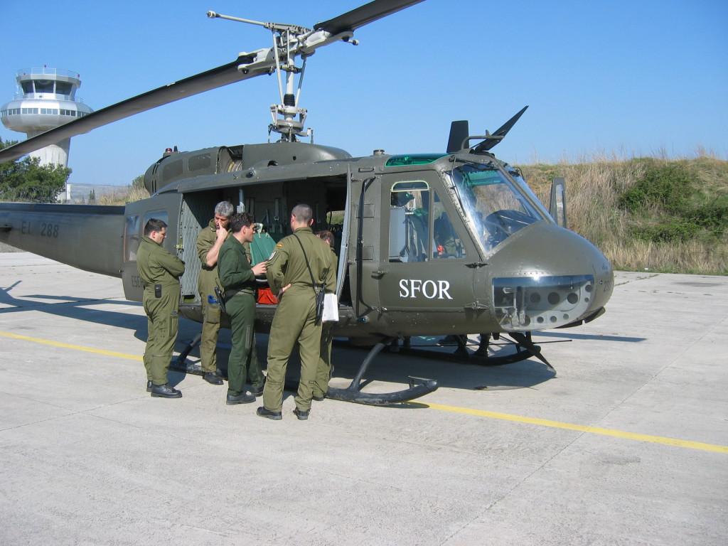 24 - Hélicoptère italien