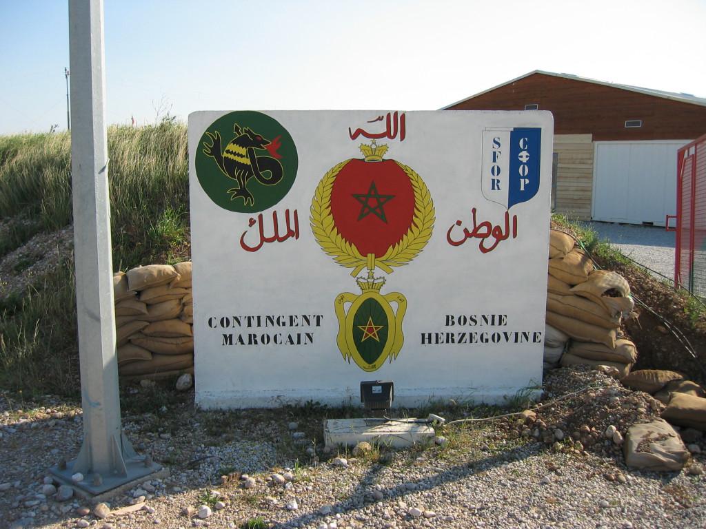26 - Contingent marocain