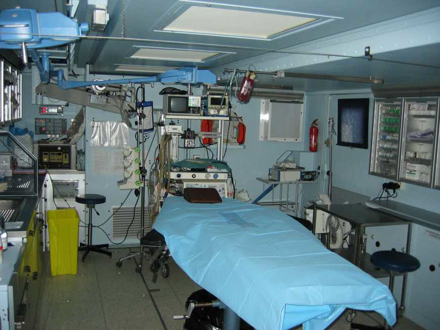 45 - Bloc opératoire