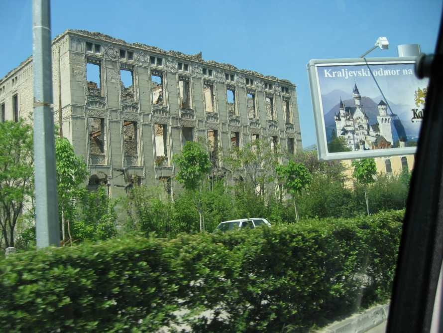 47 - Ruines Mostar