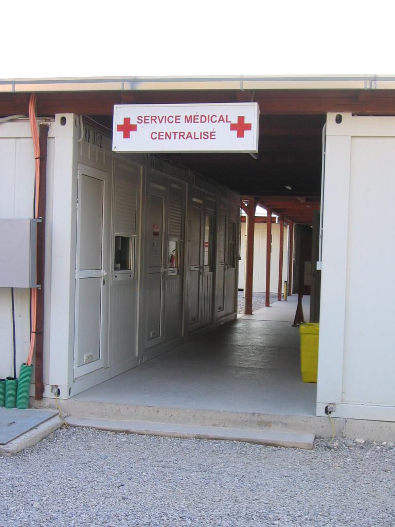 Service médical centralisé, centre de consultations générales (Mostar)