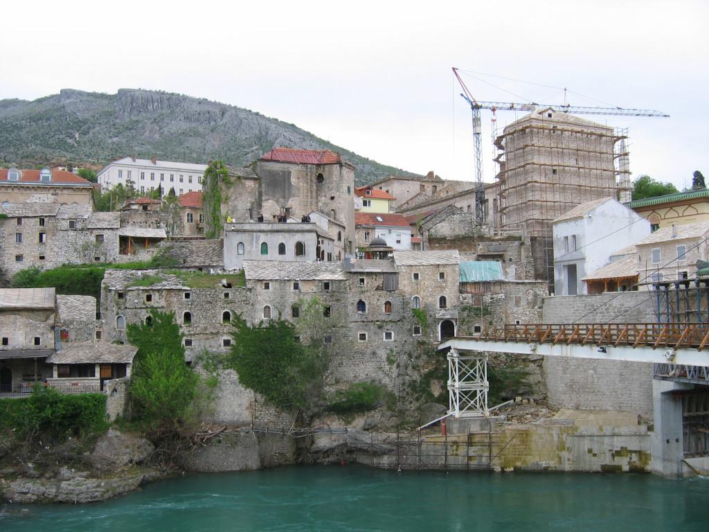 56 - Reconstruction Mostar