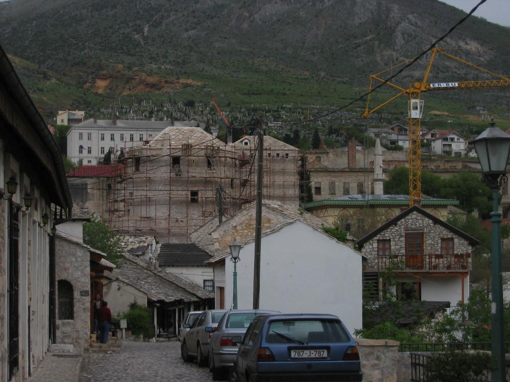 57 - Reconstruction Mostar
