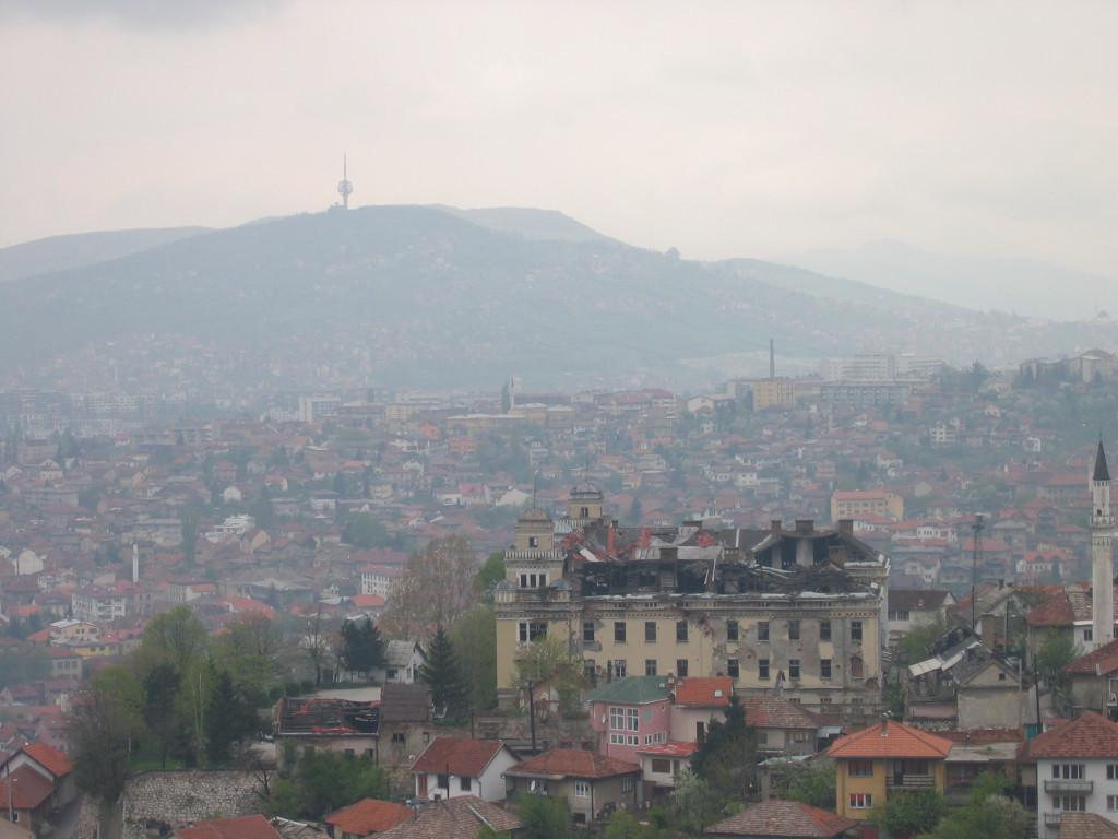 60 - Destruction Sarajevo