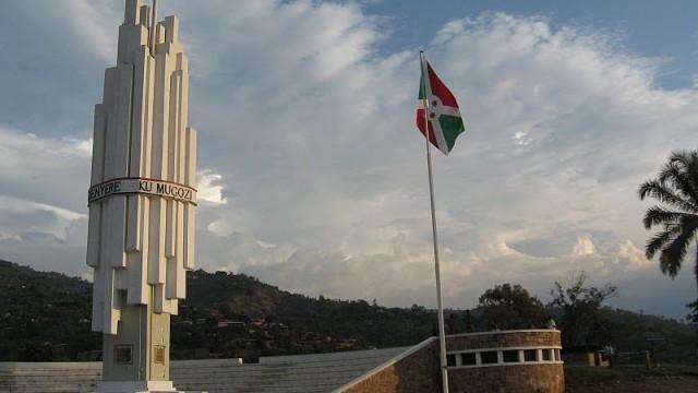 Monument unité nationale Burundi